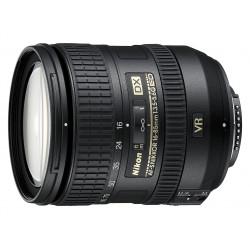 Lens Nikon ВТ. УПОТРЕБА NIKON AF-S DX NIKKOR 16-85MM F/3.5-5.6G ED VR - SN: 22036389