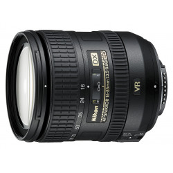 обектив Nikon AF-S DX Nikkor 16-85mm f/3.5-5.6G ED VR (употребяван)