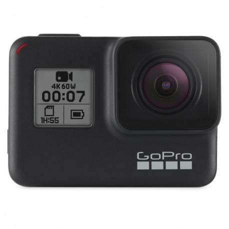 GOPRO HERO7 BLACK + 32GB SD CARD CHDSB-701