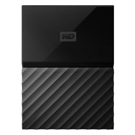 "WD MY PASSPORT 4TB HDD 2.5"" USB 3.0 BLACK WDBYFT0040BBK"