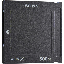 Sony ATOMX Mini SSD 500GB