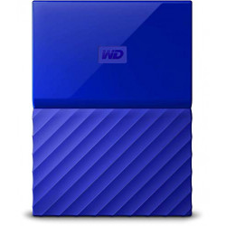 HDD Western Digital My Passport 1TB External Memory (Blue)