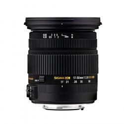 обектив Sigma 17-50mm f/2.8 EX DC HSM OS - Canon (употребяван)