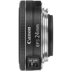 обектив Canon EF-S 24mm f/2.8 STM (употребяван)