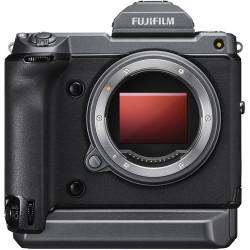 средноформатен фотоапарат Fujifilm GFX 100 + обектив Fujifilm Fujinon GF 45mm f/2.8 R WR