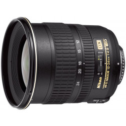 Lens Nikon ВТ. УПОТРЕБА NIKON AF-S DX 12-24MM F/4G IF-ED - SN: 339404