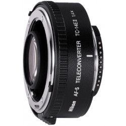 конвертор Nikon AF-S TC-14E II 1.4X Телеконвертор (употребяван)