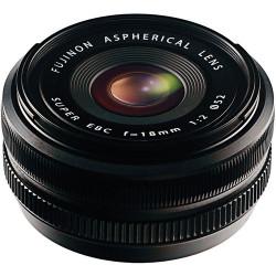 Lens Fujifilm ВТ. УПОТРЕБА FUJIFILM FUJINON XF 18MM F/2 SN: 46A00287