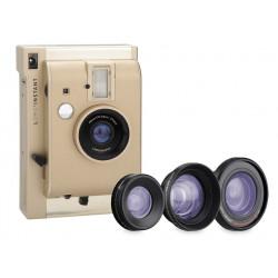 Camera Lomo LI800AU Instant Yangon + 3 lenses
