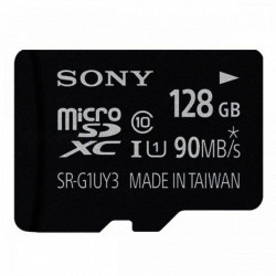 Memory card Sony Micro SDXC 128GB 100MB / s