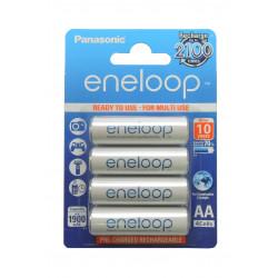 Panasonic Eneloop AA 4 бр. 1900mAh (BK-3MCCE/4BE)