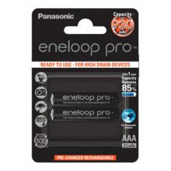 Panasonic Eneloop Pro AAA 2 бр. 950 mAh (BK-4HCDE/2BE)