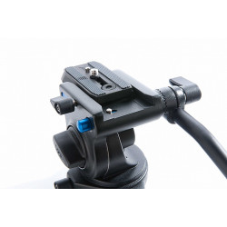 Tripod head Benro S2 Video Chapter