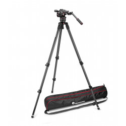 Tripod Manfrotto MVKN8C Nitrotech 8/535 CF Single Legs