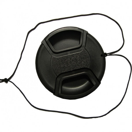 B.I.G. 420502 LENS CAP 52 MM+STRAP