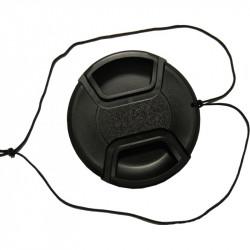капачка B.I.G. 420505 Lens Cap 62 mm + Strap