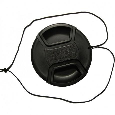 B.I.G. 420504 LENS CAP 58 MM+STRAP