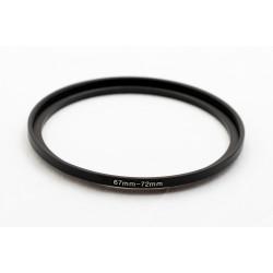 B.I.G. 416772 Filter-Adapter Lens 67mm/72mm