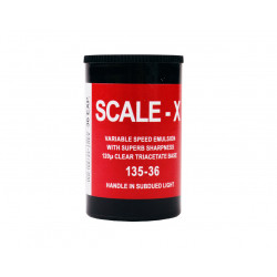 фото филм Argenti Scale-X 135/36 B&W Reversal Film