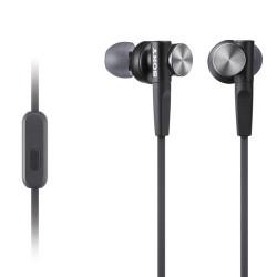 Earphones Sony MDR-XB50AP Extra Bass (Black)