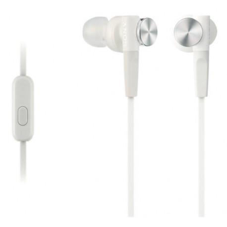 SONY MDR-XB50AP EXTRA BASS WHITE