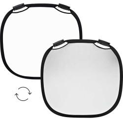 Profoto 100960 Collapsible Reflector Silver/ White