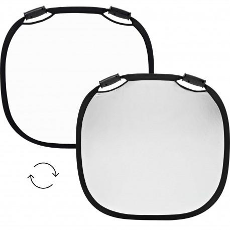 PROFOTO 100960 COLLAPSIBLE REFLECTOR SILVER/WHITE