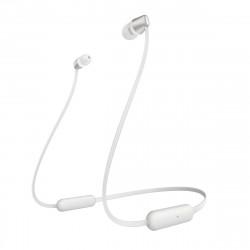 слушалки Sony WI-C310 (бял)