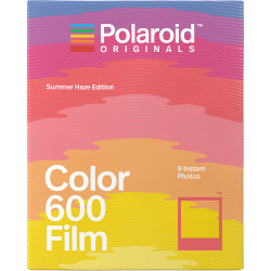 Polaroid 600 Color Film Summer Haze Edition цветен