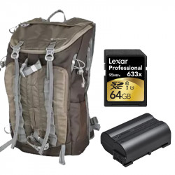 Nikon DSLR Advance Backpack Kit