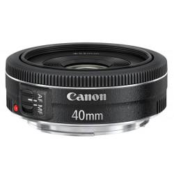 обектив Canon EF 40mm f/2.8 STM (употребяван)