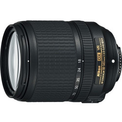 Lens Nikon AF-S DX NIKKOR 18-140mm f / 3.5-5.6G ED VR (used)