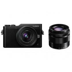 фотоапарат Panasonic GX800 + обектив Panasonic Lumix G 35-100mm f/4-5.6 Mega OIS