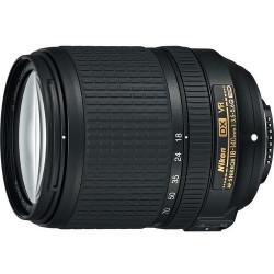 обектив Nikon AF-S DX Nikkor 18-140mm f/3.5-5.6G ED VR (употребяван)