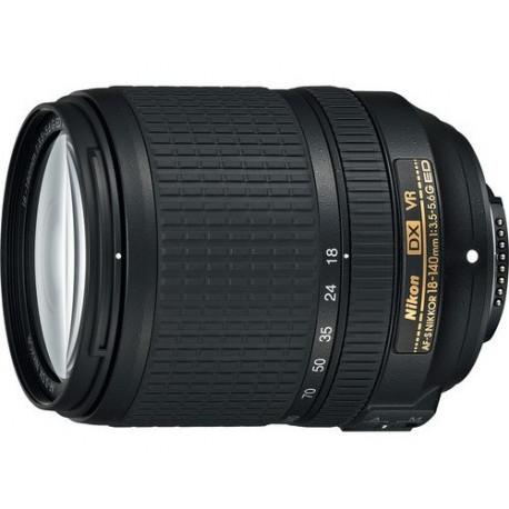 Nikon AF-S DX Nikkor 18-140mm f/3.5-5.6G ED VR (употребяван)