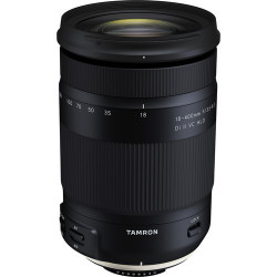 обектив Tamron 18-400mm f/3.5-6.3 DI II VC HLD - Nikon F (употребяван)