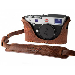 Angelo Pelle half-leather case for Leica M10 (употребяван)