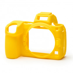 аксесоар EasyCover ECNZ7Y- силиконов протектор за Nikon Z6/Z7 (жълт)