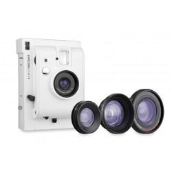 фотоапарат Lomo LI800W Instant White + 3 обектива