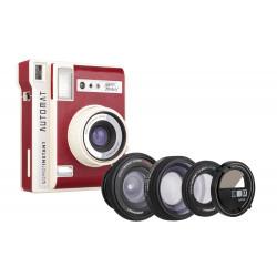 Instant Camera Lomo LI850LUX Instant Automat South Beach + 3 Lenses
