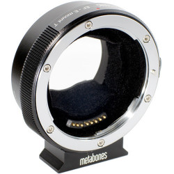 Metabones Smart T-adapter (MARK IV) for Canon EF lens mount to Sony E mount camera (used)