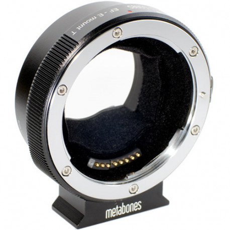 Metabones Smart адаптер Т (MARK IV) за обектив с Canon EF байонет към камера със Sony E байонет (употребяван)