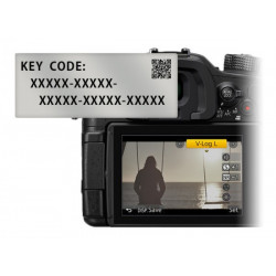 PANASONIC LUMIX DMW-SFU2GU UPGRADE SOFTWARE KEY FOR S1