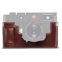 Case Leica Leather Case for M10 (Vintage Brown)