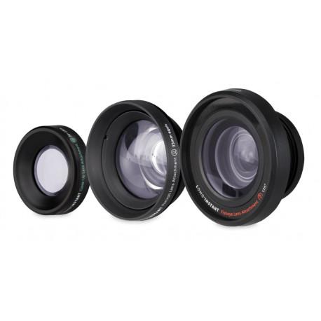 Lomo Z100LI Instant Lens Combo