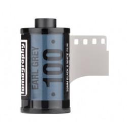 Film Lomo B&W Earl Gray 35mm / 100 ISO