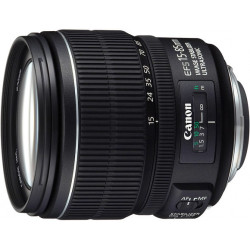 обектив Canon EF-S 15-85mm f/3.5-5.6 IS USM (употребяван)