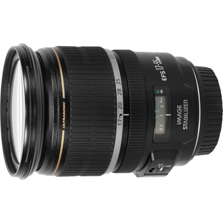 Canon EF-S 17-55mm f / 2.8 IS USM (Used)
