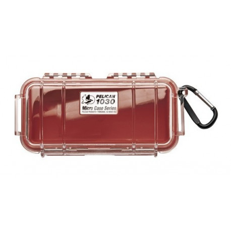 Peli 1030 Micro Case (Red)