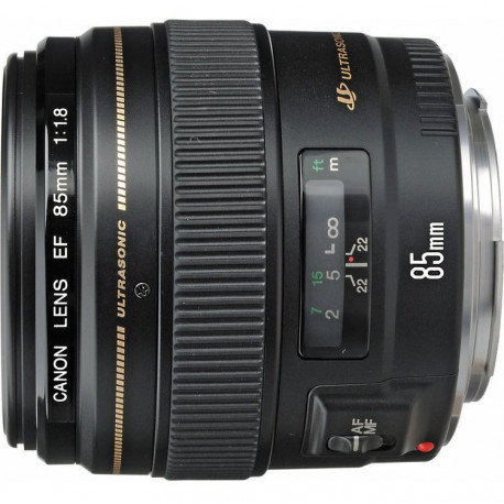 Canon EF 85mm f/1.8 USM (употребяван)